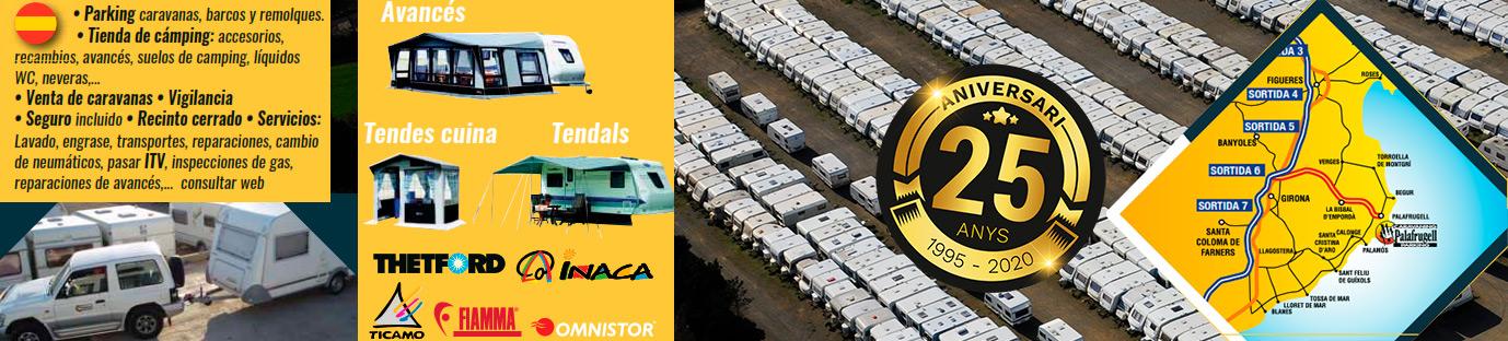 VENTA DE CARAVANAS, REMOLQUES Y AUTOCARAVANAS DE SEGUNDA MANO