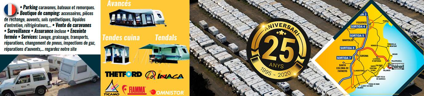 VENTE DE CARAVANES, REMORQUES ET CAMPING-CARS D'OCCASION